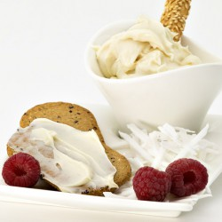 Prutella White Choc & Coconut Spread - 2 x 240g