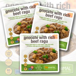 Gnocchi with Beef Ragu - 6 Meals