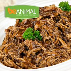 Pulled Pork with Adobo Sauce - +55g Protein