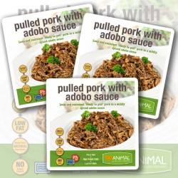 Pulled Pork with Adobo Sauce - 6 Meals