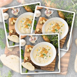 Chicken & Sweetcorn Soup - 7 Meals