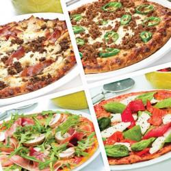 Hoogwaardig eiwitpizza Variety Pack – 4 x 350g