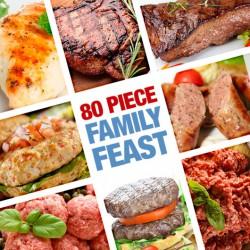 80 Piece Ultimate Saving Family Hamper