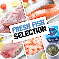 Super Fresh Fish Selection