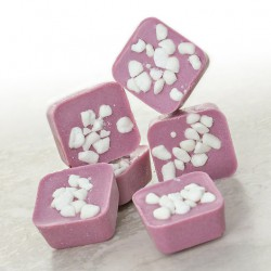 Strawberry Protein White Chocolates