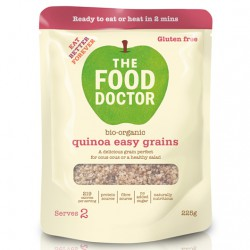 The Food Doctor Easy Grains Organic Quinoa