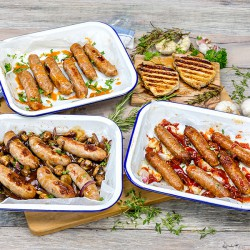 20 Piece Extra Lean Sausage Selection