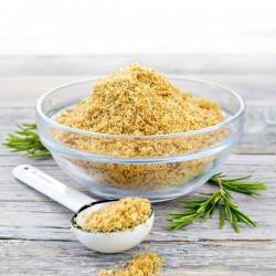 Gluten Free & Vegan Linseed Breadcrumbs