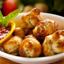 High Protein Doughballs & Dip - GF