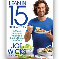 Lean in 15 - Joe Wicks The Shape Plan