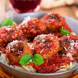 Turkey Thigh Meatballs - 360g