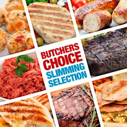 Butcher's Slimming Selection (No Pork)