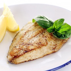 1 x Chilli & Lime Fresh Sea Bass Fillet - 250g