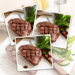 10 x 141g Lite Beef™ Fillet Steaks
