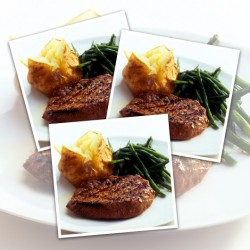 10 x 6-7oz Matured Wagyu Rump Steaks