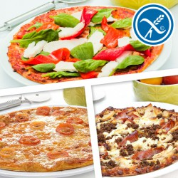 High Protein & Gluten Free Pizza Variety Pack