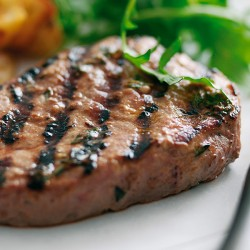 2 x 150g Free Range Hache Steaks