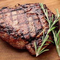 2 x 6-7oz Matured Free Range Rump Steaks