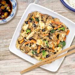 Black Bean Chicken & Rice Pot - 36g Protein