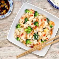 Sweet Chilli Chicken & Rice Pot - 37g Protein