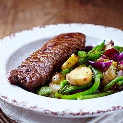 2 x 170g Lite Beef™ Sirloin Steaks