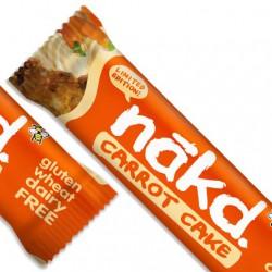 Nakd Carrot Cake Bar - 35g
