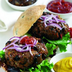 Buffalo Burgers - 2 x 4oz