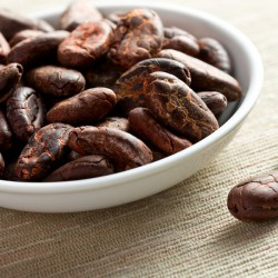 Raw Organic Cacao Beans (Peru) - 250g