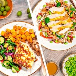 Eten Voor Een Week - 5 Maaltijden – Kip Pad Thai en Lasagne