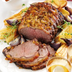 Free Range Beef Sirloin Roasting Joint - 1.5kg