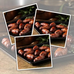 Luxury Pigs In Blankets - 30 Sausages