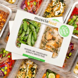 7x Persian Lime Chicken with Quinoa Meals