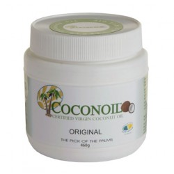 Organic Coconut Oil - 460g