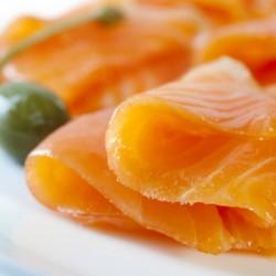 1 x Fresh Scottish Smoked Salmon - 500g