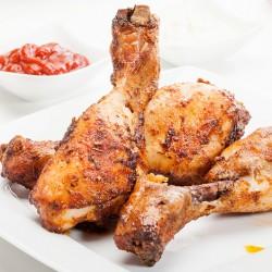 BBQ Halal Chicken Drumsticks - 510g