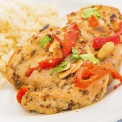 Boneless Halal Chicken Thighs - 1kg