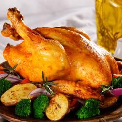 Whole British Halal Chicken - 1.2 kg