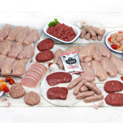November Extra Lean Meat Selection