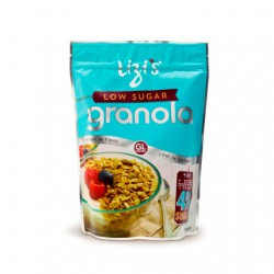Lizi's Low Sugar Granola - 500g