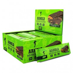 Arnold Muscle Bar™ - Choc Peanut Butter