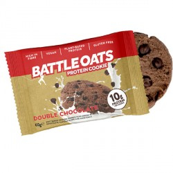 Double Choc Cookie - 10 g Pflanzenprotein