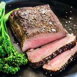 BBQ Ostrich Steak - 2 x 125g