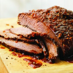Whole Free Range Beef Brisket - 1kg