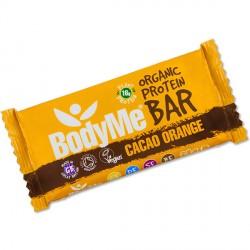 Veganer Eiweißriegel - Kakao Orange