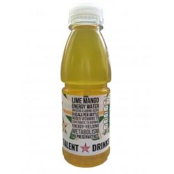 Mango & Lime Sugar Free Energy Water - 400ml