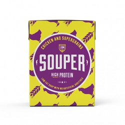 Chicken & Supergrains Soup - 390g