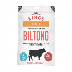 Kings Chilli Biltong - Beef 30g