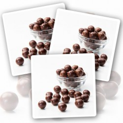 High Protein Chocolate Balls - 10 Bags