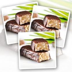 Coconut Crunch Bar - 10 Pack