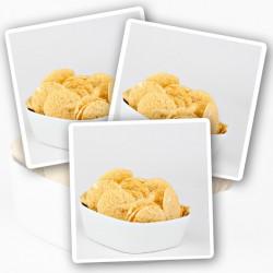 Roast Chicken Protein Crisps - 10 Pack